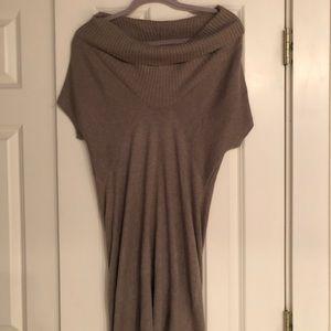 ❗️SALE❗️Cowl neck cap sleeve sweater dress